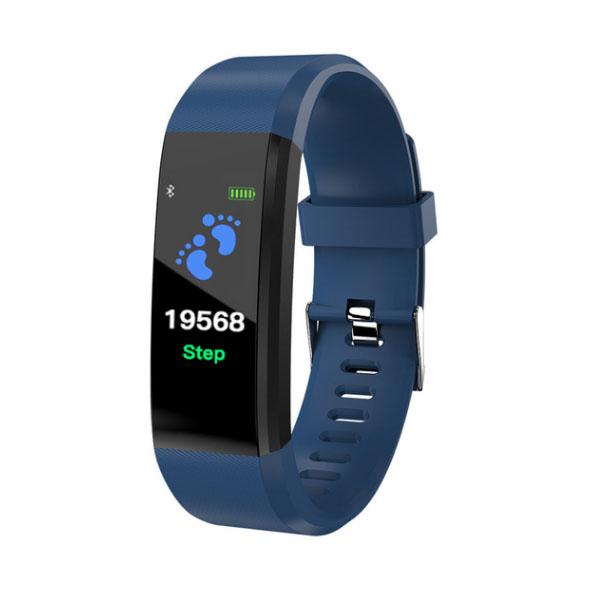 Smart Bracelet Watch Wristband 115 Plus