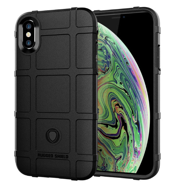 Suitable for Apple iPhone XS Max mobile phone case shield Apple iPhone XS Max protective cover all-inclusive soft shell