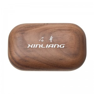TWS wooden earphone X13