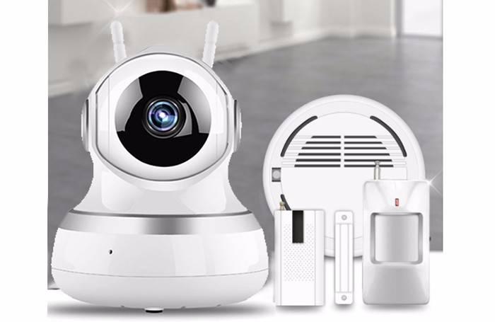 Security Alarm ip Camera System OEM