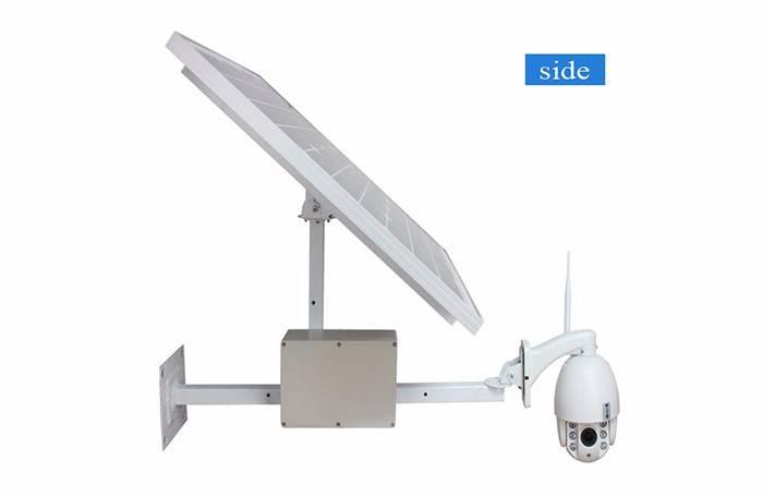 solar power wireless ptz ip camera ODM
