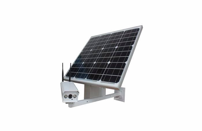 Wireless 4G Solar IP Camera OEM customized