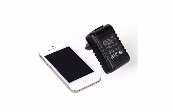 Wireless AC Plug Charger Hidden Camera OEM