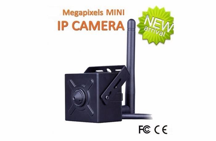 Mini Pinhole Camera Wireless
