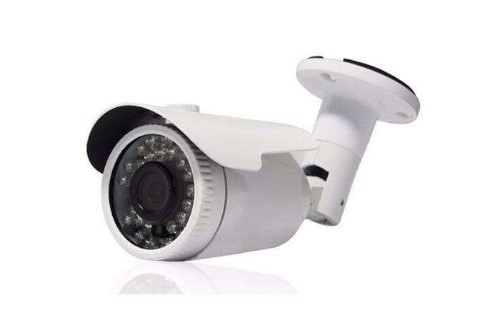 TVI Outdoor Surveillance Camera