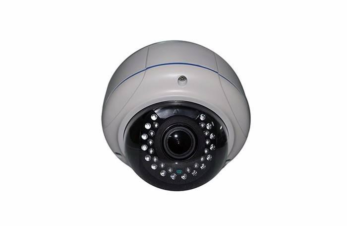 Auto Zoom Dome Camera