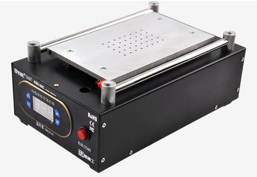Max 7 Inches Smart Phone Screen Separator Uyue 948t Vacuum