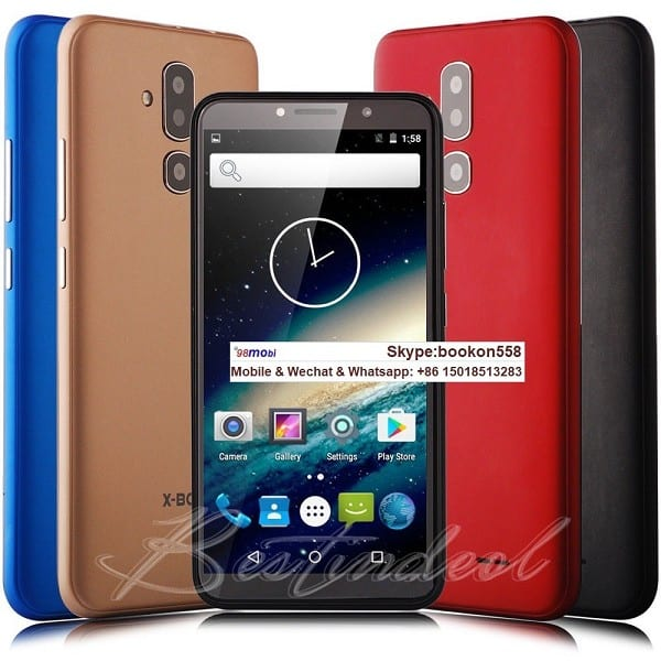 """Xbo Movil 5.5"""" 3G Android 5.1 Smartphone Unlocked Smart Phone"""
