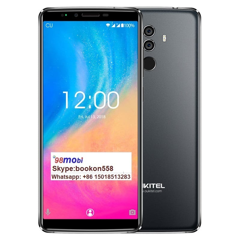 Oukitel K8 6.0′′ FHD+ 18: 9 Screen Android 8.0 Smart Phone