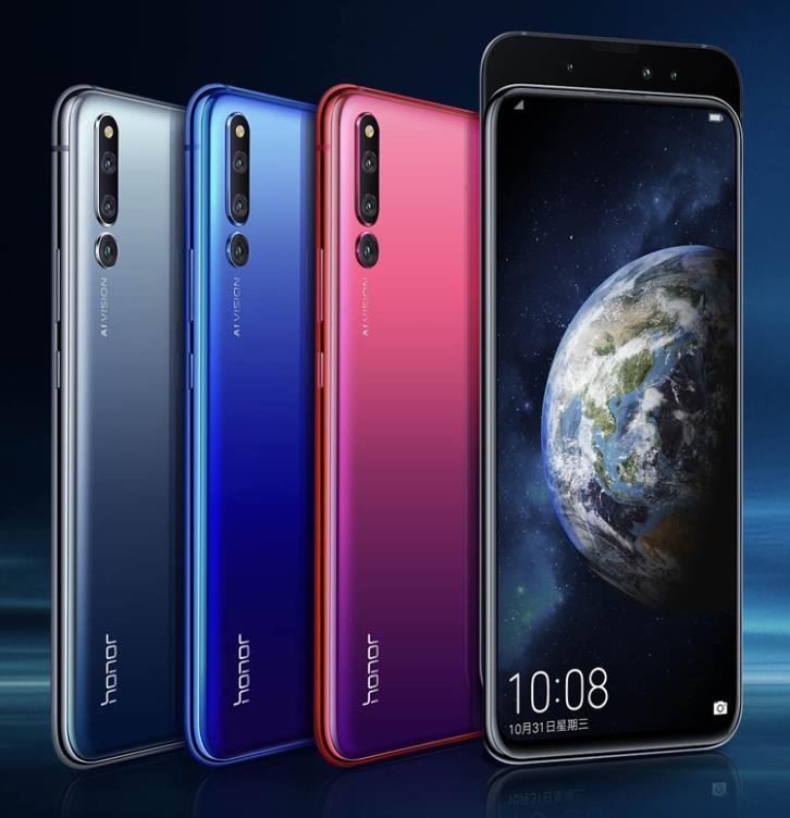 Moviles Huawei Honor Magic 2 Magic Ui 2.0 Smart Phone