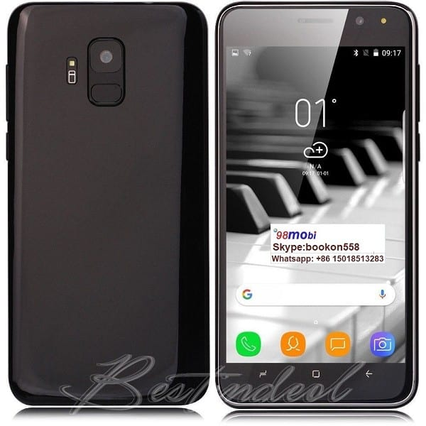 """5.0"""" Android Moviles Factory Unlocked Cell Phone S9 Smart Phone"""