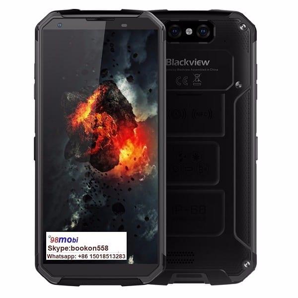 """Blackview BV9500 10000mAh 5.7""""18: 9 4G Smart Phone IP68 Waterproof"""