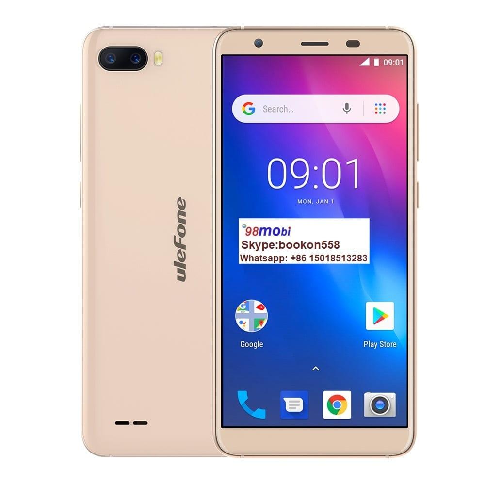 "Ulefone S1 Mobile Phone 5.5"" Cellphone Smart Phone 3G Smartphone"