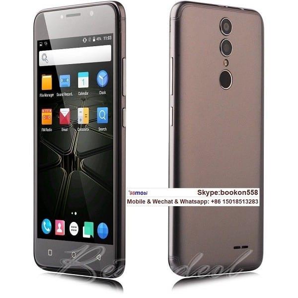 "Unlocked 5"" Smartphone Android 7.0 Quad Core Xbo X9 Smart Phone"
