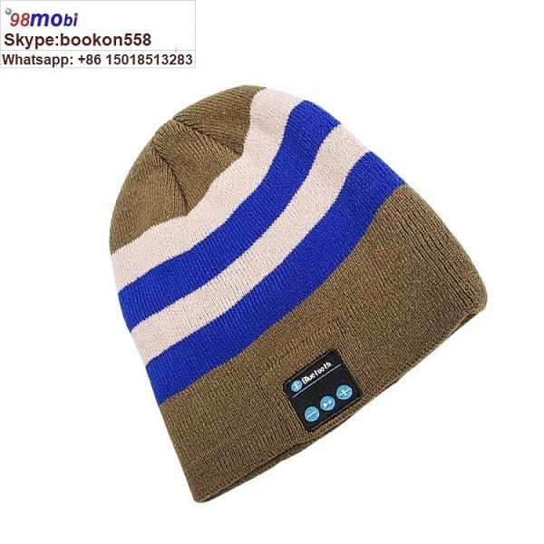 Wireless Bluetooth Headphones Music Hat Smart Caps Headset Earphone Cap