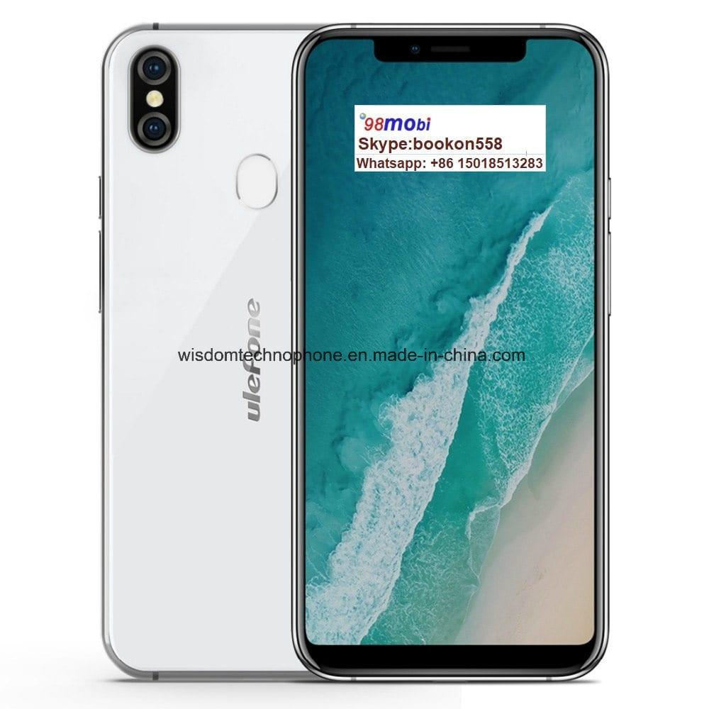 """Ulefone X 5.85"""" HD+ 4G Smart Phone 3300mAh Wireless Charge"""