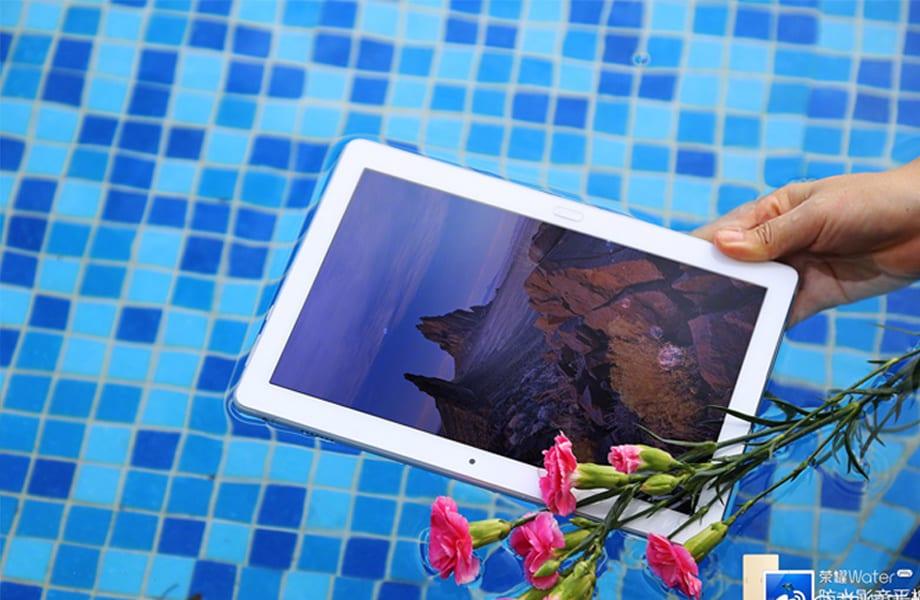 "Huawei Water Play Waterproof 10.1"" Fingerprint WiFi 6600mAh Tablet PC"