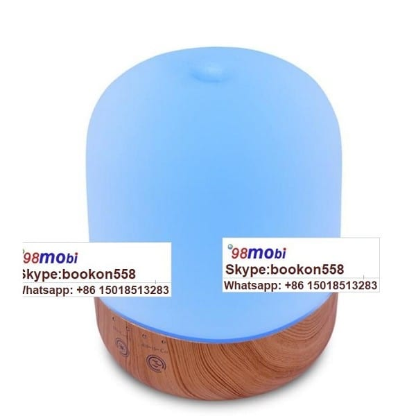 300ml Electric Ultrasonic Aroma Air Humidifier Essential Oil Diffuser Purifier