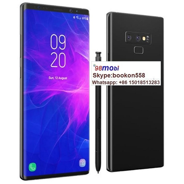 OEM NOTE 9 3G Smartphone samsung note 9 1:1 cellphone