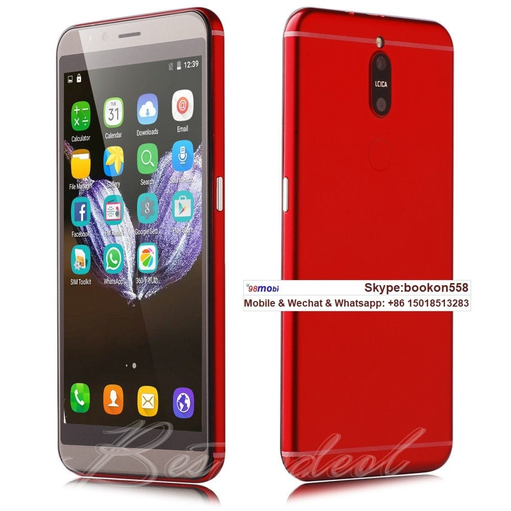 5.5″ Quad Core 3G WCDMA Xbo H20 Smart Phone Celulares