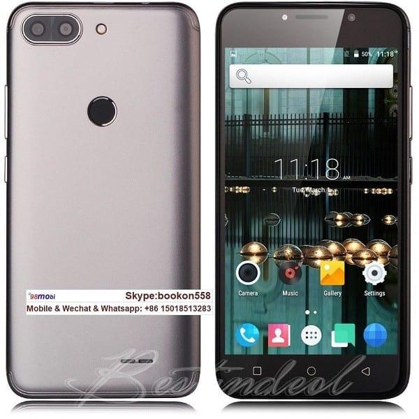 "5"" Unlocked 3G GSM WCDMA Movil Xbo V5 Smart Phone"