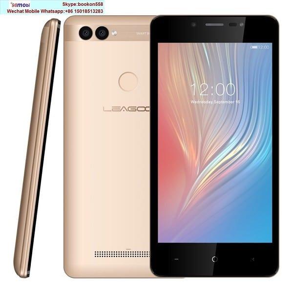 "Leagoo Power 2 Mobile Phone 5.0""HD Smart Phone Moviles"