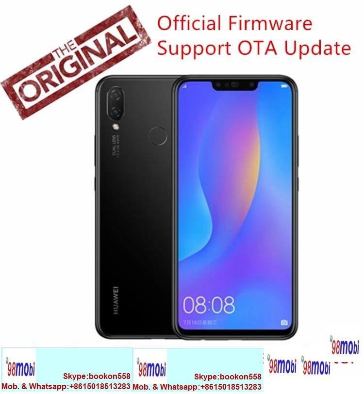 Huawei Nova 3I 4*Cameras Ai Processor Smart Phone Cellphone Moviles