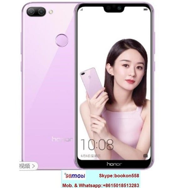 """5.84"""" Huawei Honor 9I Celulares Moviles Android 8.0 Smart Phone"""