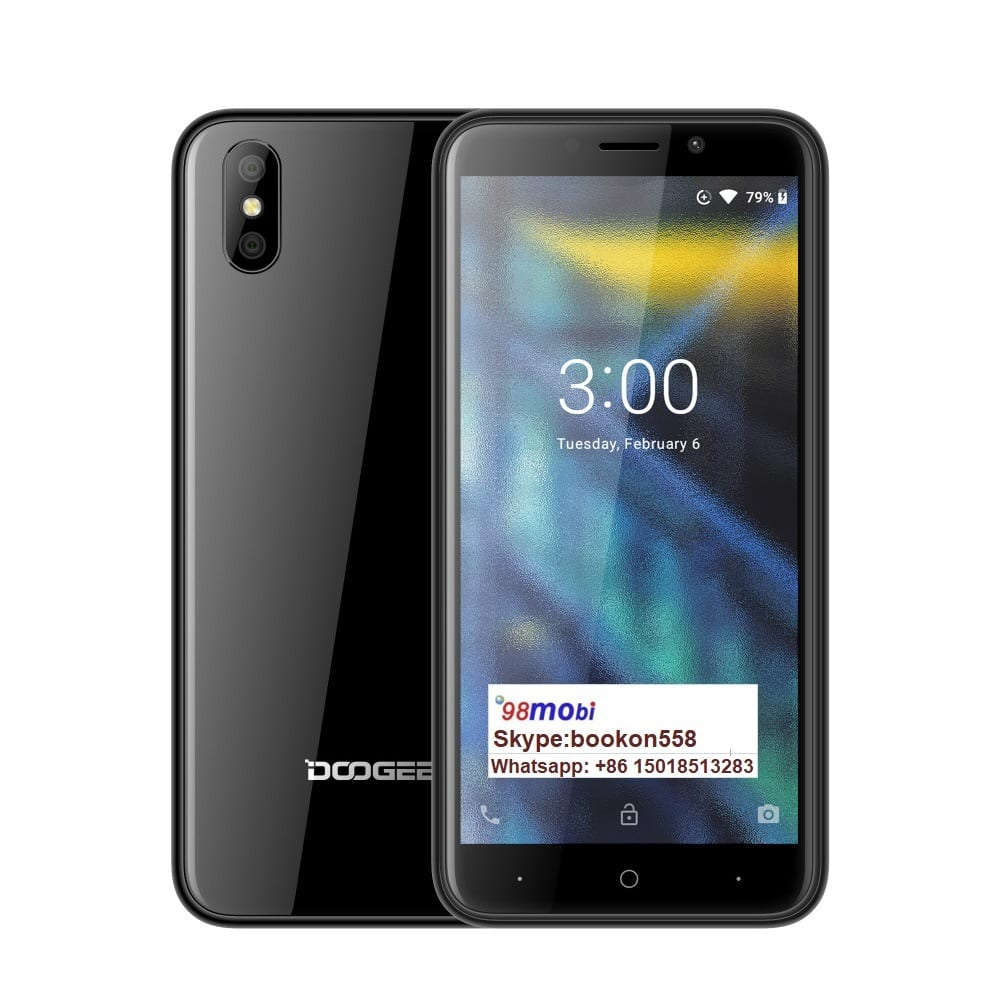 Doogee X50 Mobile Phone Android 8.1 5.0 Inch Smart Phone