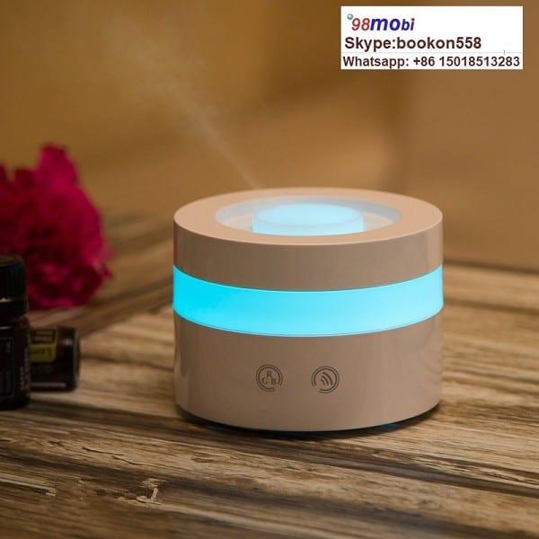 100ml USB Aroma RGB Light Diffuser Ultrasonic Air Humidifier Aromatherapy