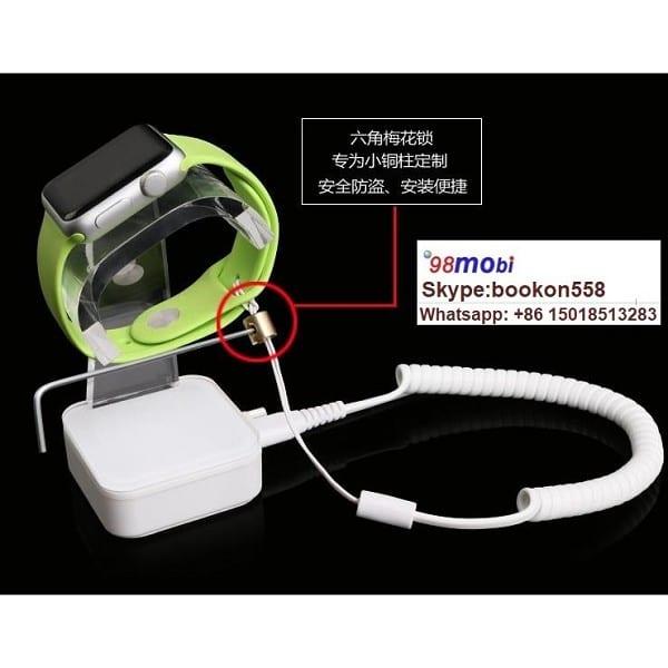 Smart Watch Anti-Theft Burglar Alarm Watch Display Stand Bracelet Anti-Theft