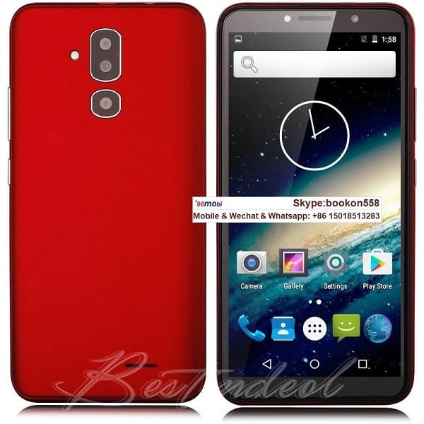 "Xbo V7 5.5"" 3G WCDMA Smart Phone Celulares Movil Cellphone Featured Image"