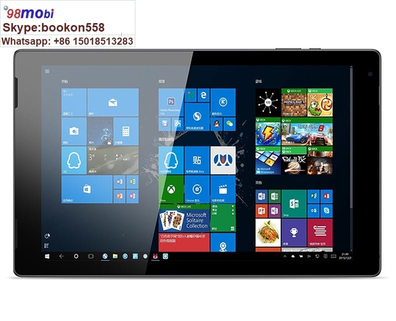 "10.1"" Ezpad 7 2 in 1 Windows 10 Tablet PC"