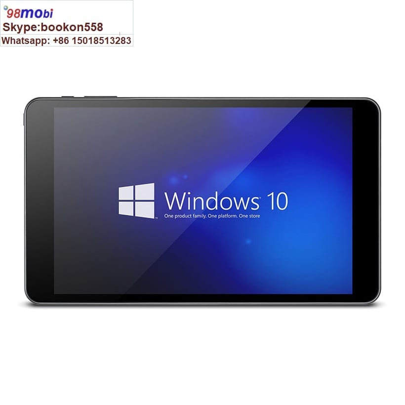 """Win10 + Android 5.1 Dual OS 8"""" Tablet PC Ebook"""