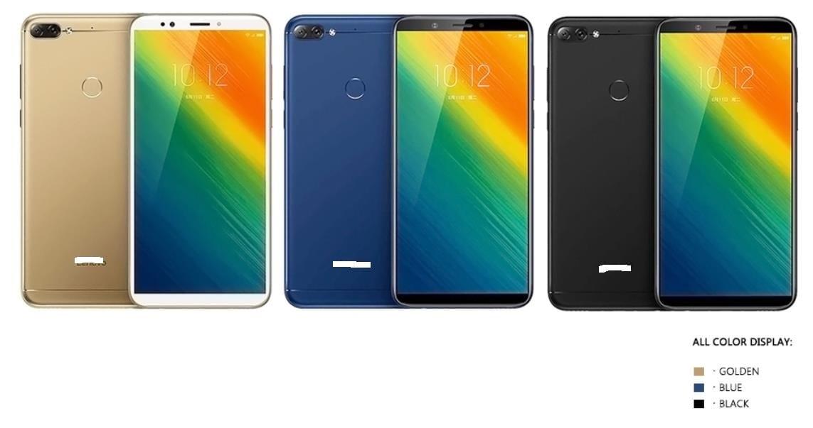 "K5 Note 6.0"" 18: 9 3760mAh FDD Smart Phone Cellulare Movil"