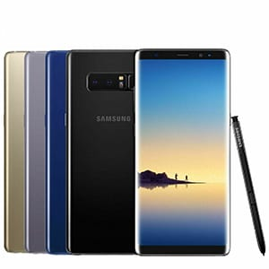 SAMSUNG Galaxy NOTE 8 SMART PHONE Original Factory Unlocked