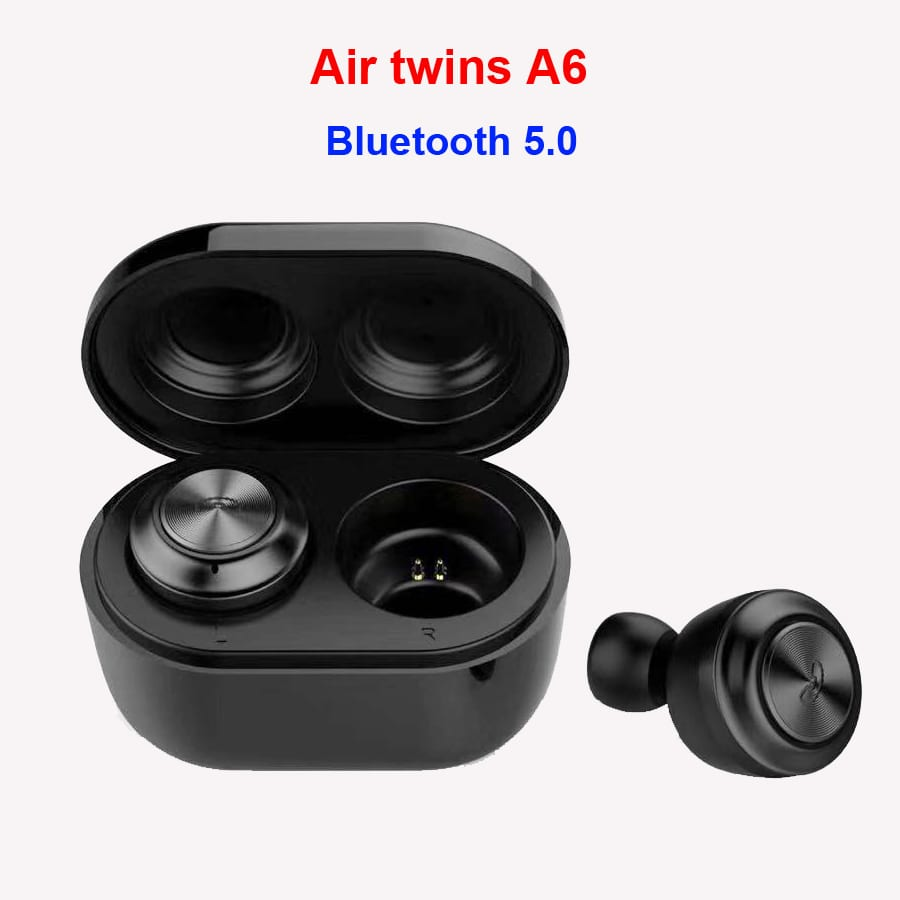 TWS A6 Earbuds Featured Image