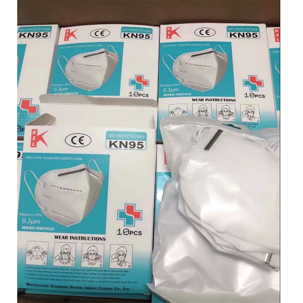 CE certification KN95 Protective Face Mask LIFENy