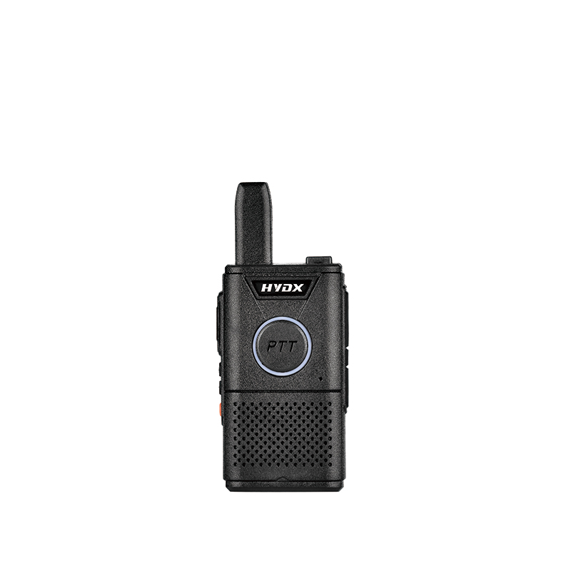 Free license 0.5W PMR446/GMRS Mini Pocket Walkie Talkie with CE/FCC approval