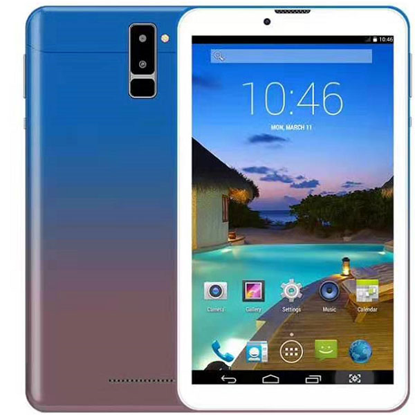 7″ 3G WCDMA phone call tablet pc