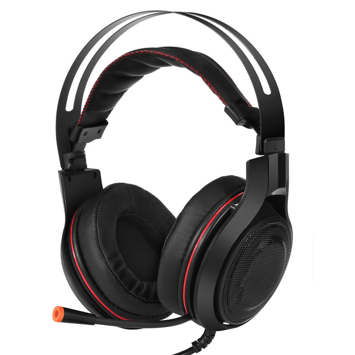 G10 Gaming Headset PS4 Headset with 7.1 Surround Sound, Xbox One Headset with Noise Canceling Mic & LED Light, Compatible with PS4, Xbox One(Adapter Not Included), PC, Laptop NS Game Boy Advance