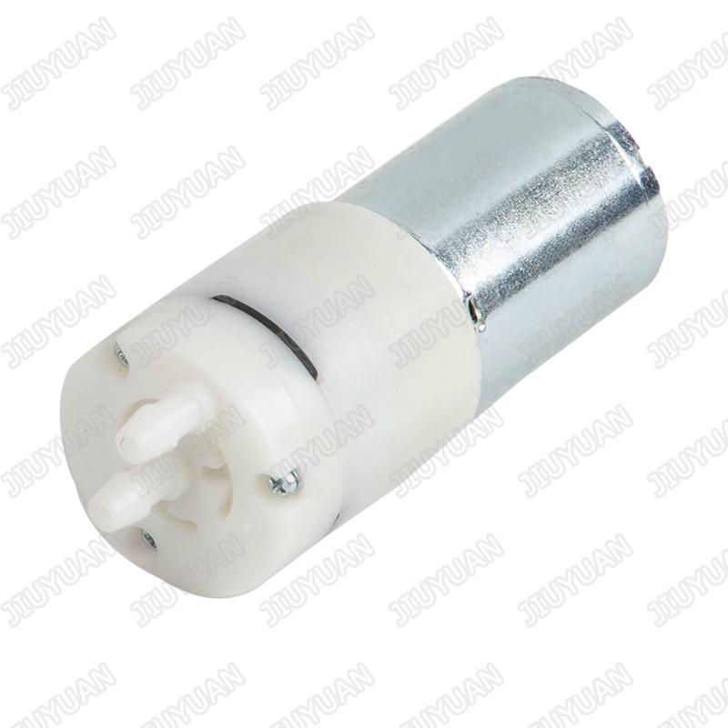 5v 12V 24V high speed torque small carbon brushed DC motor pump