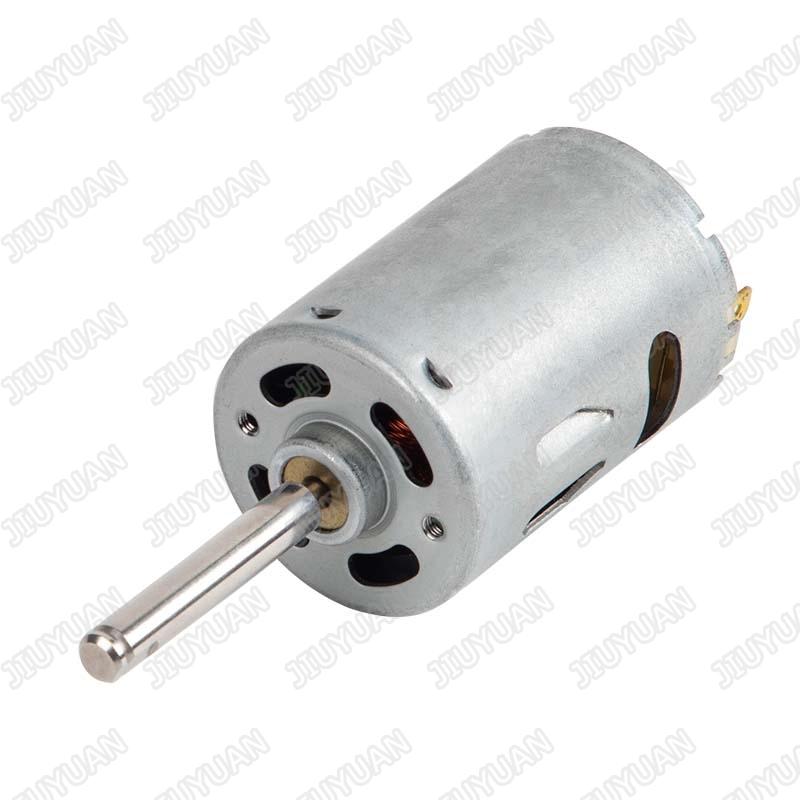 12V 24V high speed brushed DC motor high torque