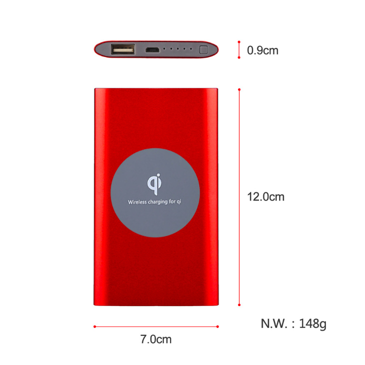 PC02- best pocket wireless power bank for iphone