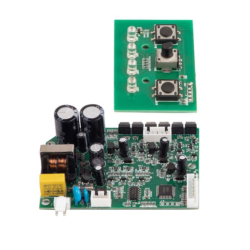 12V/24V/36v/48v brushless DC motor controller and driver