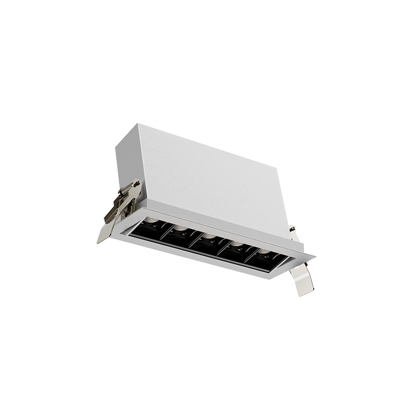 Recessed Adjustable Led Linear Downlight AD21120