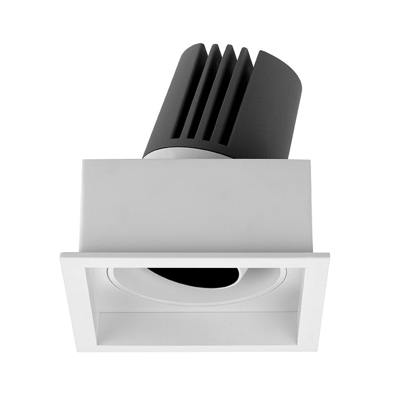 Single Head Led Grille Downlight  AG10091