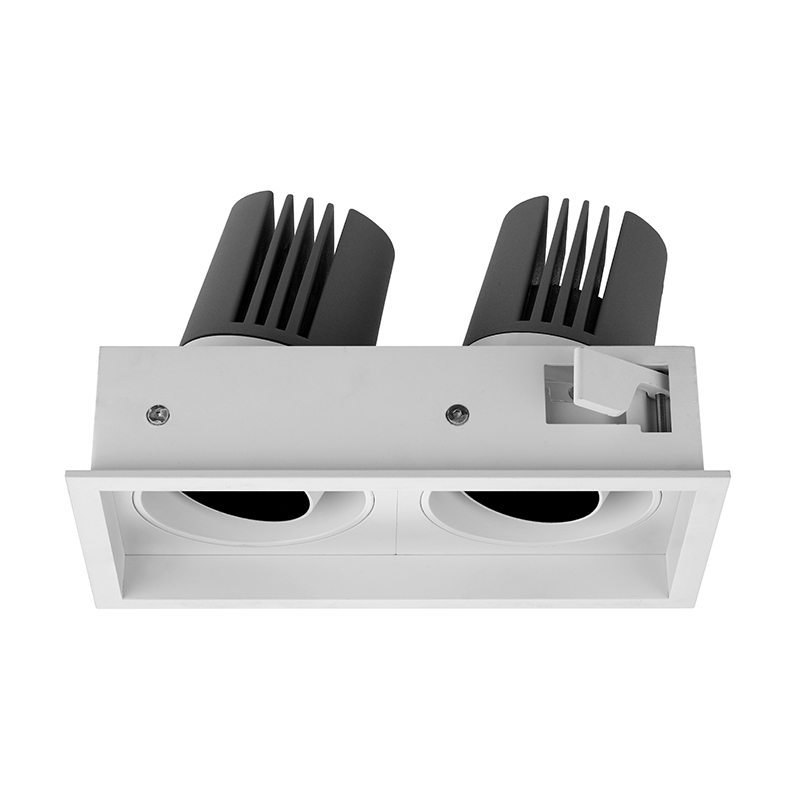 Double Head Led Grille Downlight  AG10092
