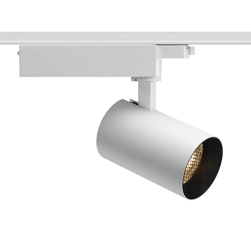 Round Led Track Light with Driver Box AT10011