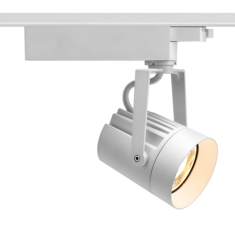Round Led Track Light with Driver Box AT10110